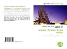 Bookcover of Mumbai Amateur Radio Society