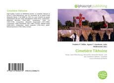 Обложка Cimetière Tikhvine