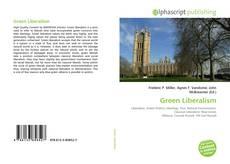 Copertina di Green Liberalism