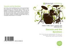 Capa do livro de Siouxsie and the Banshees