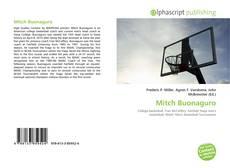 Couverture de Mitch Buonaguro
