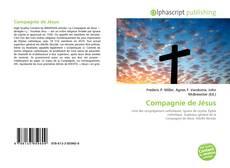 Bookcover of Compagnie de Jésus