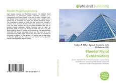 Bookcover of Bloedel Floral Conservatory