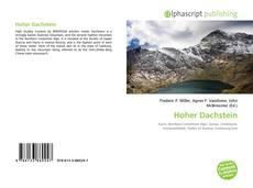 Couverture de Hoher Dachstein