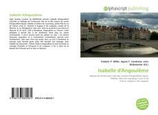 Couverture de Isabelle d'Angoulême
