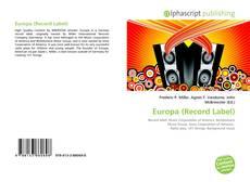 Europa (Record Label)的封面