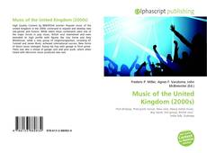 Обложка Music of the United Kingdom (2000s)
