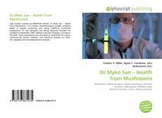 Capa do livro de Dr Myko San – Health from Mushrooms