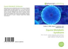 Bookcover of Equine Metabolic Syndrome