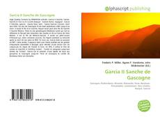 Bookcover of Garcia II Sanche de Gascogne