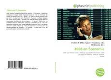 Capa do livro de 2008 en Économie