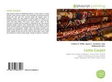 Portada del libro de Lotto Carpet