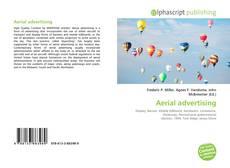 Couverture de Aerial advertising