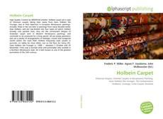 Buchcover von Holbein Carpet