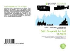 Portada del libro de Colin Campbell, 1st Earl of Argyll