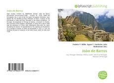 Capa do livro de João de Barros