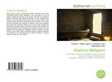Bookcover of Orphism (Religion)