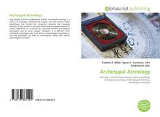 Bookcover of Archetypal Astrology