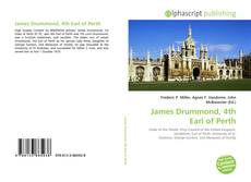 Bookcover of James Drummond, 4th Earl of Perth