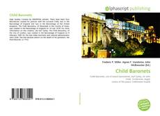Bookcover of Child Baronets