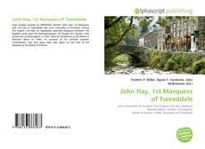 Portada del libro de John Hay, 1st Marquess of Tweeddale