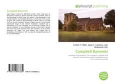Обложка Campbell Baronets
