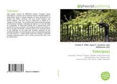 Bookcover of Totenpass