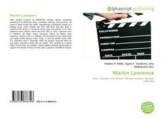 Bookcover of Martin Lawrence