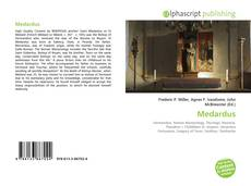 Medardus kitap kapağı