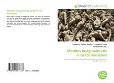 Обложка Mondes Imaginaires de la Grèce Ancienne