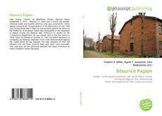 Bookcover of Maurice Papon