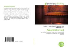 Portada del libro de Arnolfini Portrait