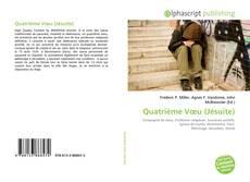 Bookcover of Quatrième Vœu (Jésuite)