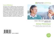 Bookcover of Amour Platonique