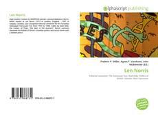 Couverture de Len Norris