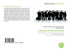 Bookcover of Consent of the Governed
