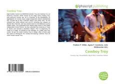 Обложка Cowboy Troy