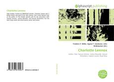 Bookcover of Charlotte Lennox