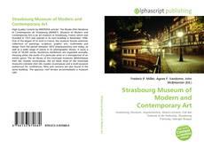 Обложка Strasbourg Museum of Modern and Contemporary Art