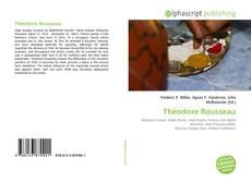 Théodore Rousseau kitap kapağı