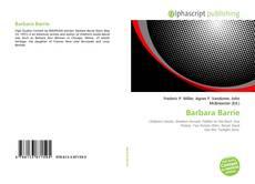 Buchcover von Barbara Barrie