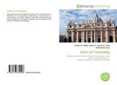 Copertina di John of Thoresby
