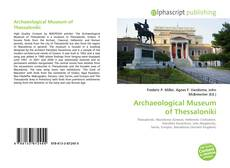 Bookcover of Archaeological Museum of Thessaloniki