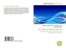 Buchcover von Dr. Mario (Video Game)