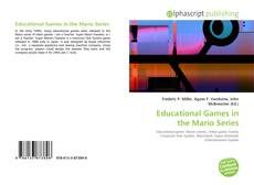 Bookcover of Educational Games in the Mario Series