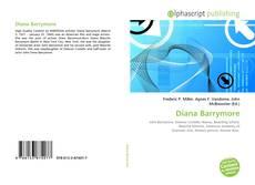 Portada del libro de Diana Barrymore