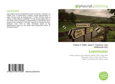 Bookcover of Leominster