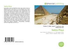 Capa do livro de Nabta Playa