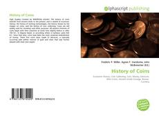 Bookcover of History of Coins