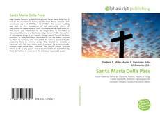 Обложка Santa Maria Della Pace